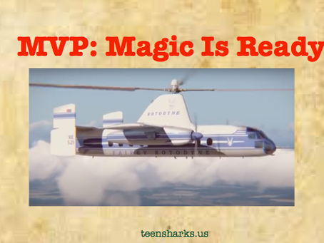 MVP is not a lean product, it must demonstrate the MAGIC EFFECT and Value