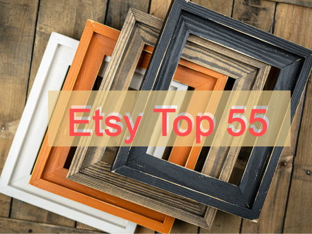 What to sell on Etsy   Top 55 Etsy stores.