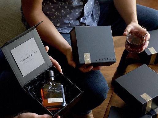 Groomman box gift