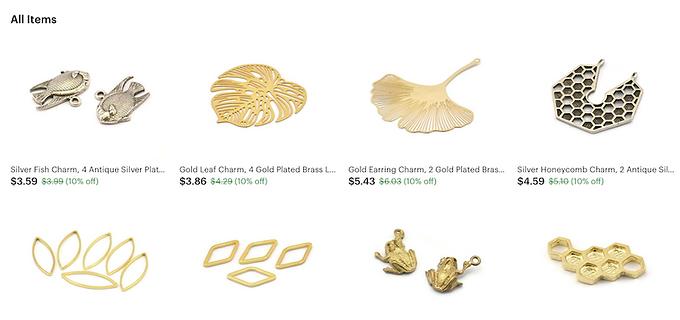 gold, jewel, metal, charms, chokers