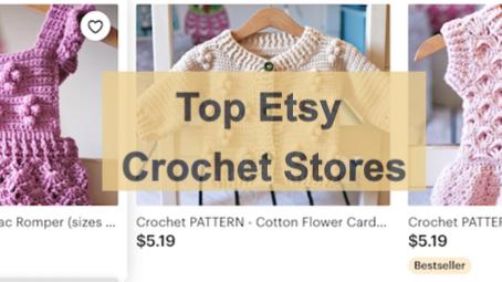 Top 7 Etsy Crochet Stores
