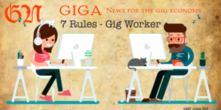 Tips for successful gig career
