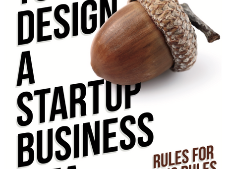 How To Design a Startup Idea
