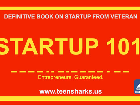 To the point startup books - list of lists