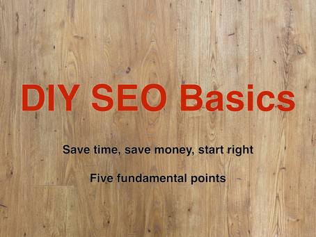 DIY SEO tips for dropshipping -  five essential skills to master before you hire consultants