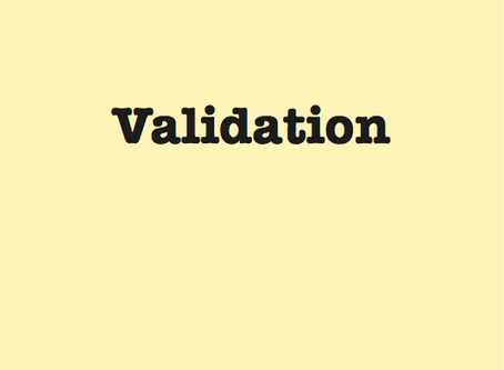 "Is ""People buying"" the only validation ""they will buy?"""