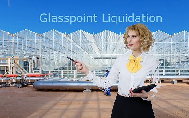 The failure of glasspoint