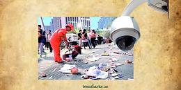 Crazy idea: catch litter-er with street camera
