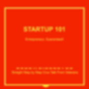 cover page of startu 10, red book of startup