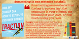 """Review of """"Traction"""" by Weinberg and Justin Mares"""