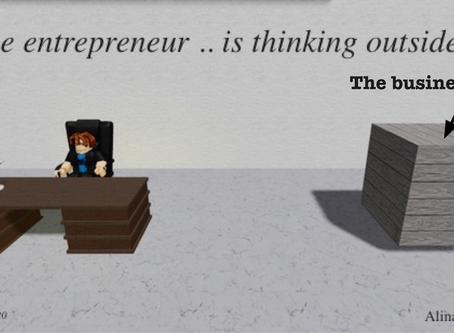 Jack the entrepreneur: Cartoon series for entrepreneurship