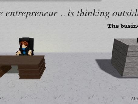Jack the entrepreneur: Cartoon series for entrepreneurship