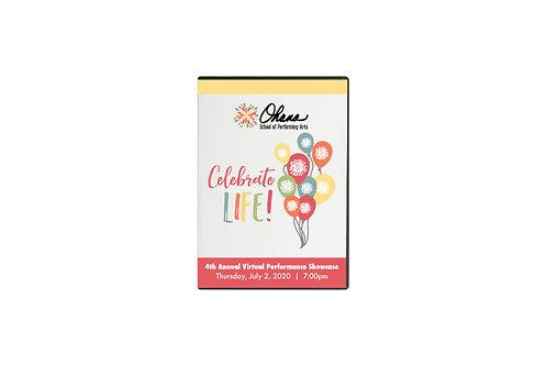 (PREORDER) DVD 4th Virtual Annual Showcase