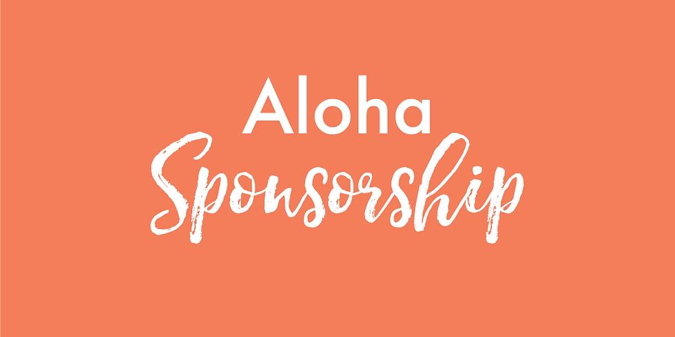 Aloha Sponsor
