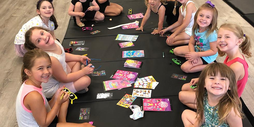 Summer Program: Discover, Dream, Dance! (July)