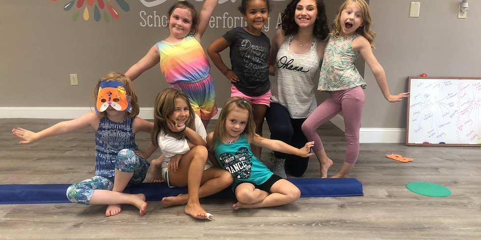 Summer Program: Celebrate. Create. DANCE!