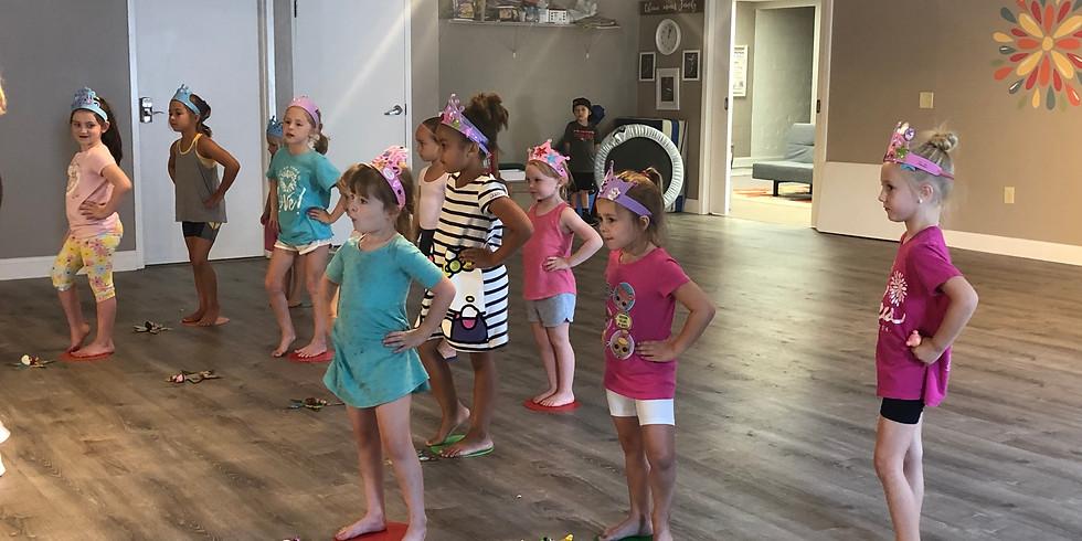 Summer Program: Be the Change! Dance & Enrichment (August)
