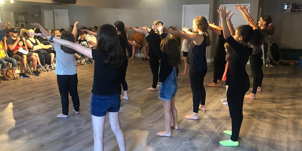 Summer Program: Ohana's Summer Intensive (August)