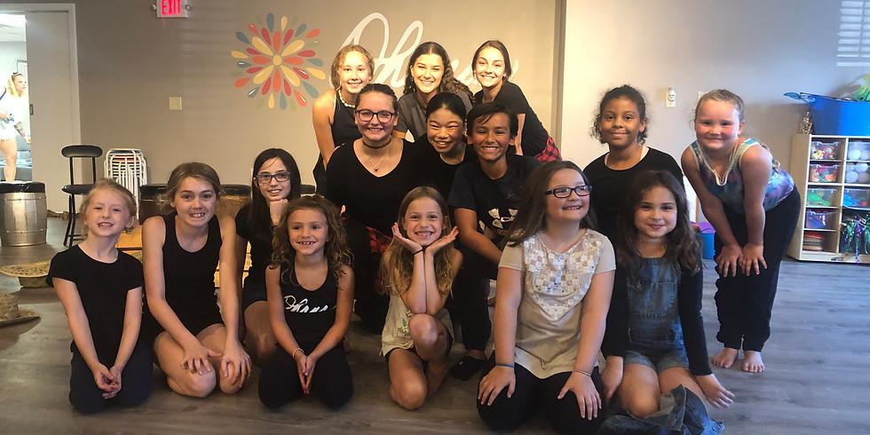 Summer Program: Ohana's Summer Intensive (July)