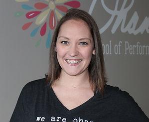 Heather Fagan - Ohana School of Performing Arts