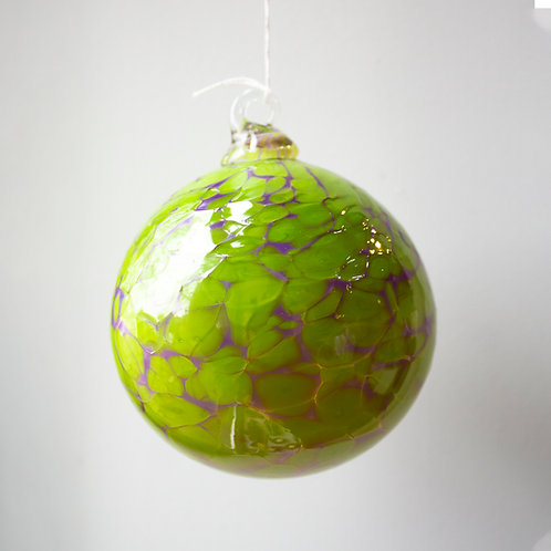 Hand-blown Ornament