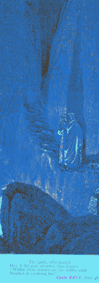 Canto xxvi: Bolgia 8: Counsellors of Fraud