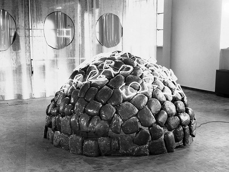 The Architectural Influence of Arte Povera