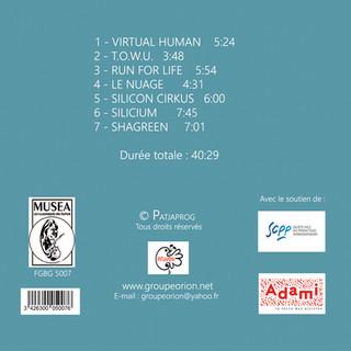 titres de l'album