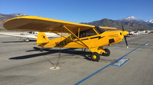 Piper Cub's Little Brother