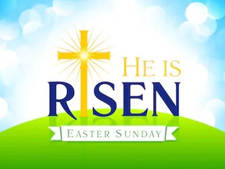 EASTER SUNDAY - Year C (2019)