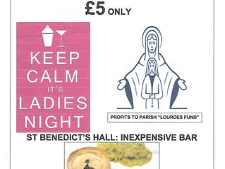 Parish Ladies Night