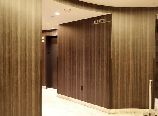 Lobby Elevator Identity