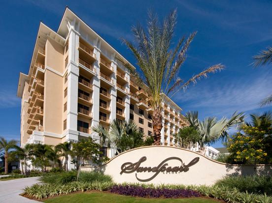 Sandpearl Hotel Resort