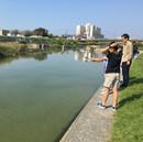 釣りin室見川
