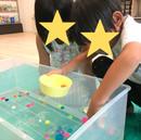 【夏祭り対策】スーパーボールすくい練習①