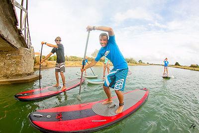 randos stand up paddle nord vendée