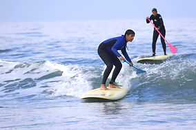 sup surfing vendée
