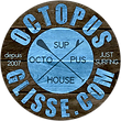 logo octopus surf waveski