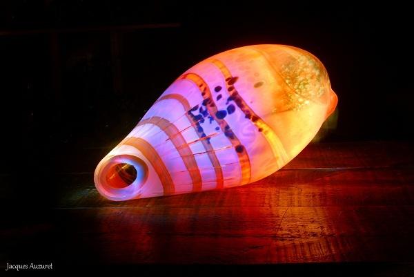 Lampe Galet