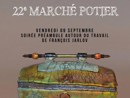 22 ème Marché Potier