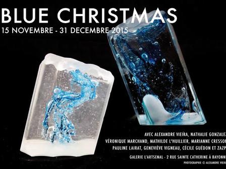 Blue Christmas à Bayonne