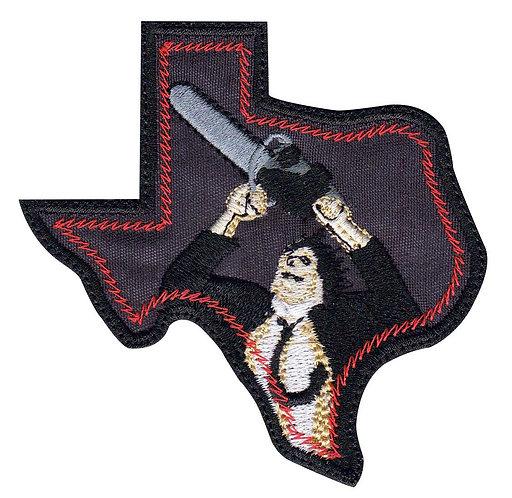 Texas Chainsaw Massacre Leatherface Horror Movie - Velcro Back