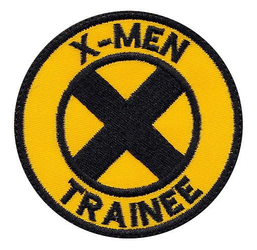 Uncanny X-Men Trainee - Glue Back To Sew On