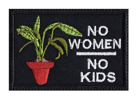 No Women No Kids Professional Cleaner Leon - Velcro Back