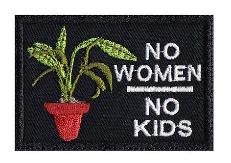 No Women No Kids Professional Cleaner Leon - Velcro Back