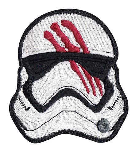 Force Awakens Finn Fn8 Storm Trooper Mask - Glue Back To Sew On