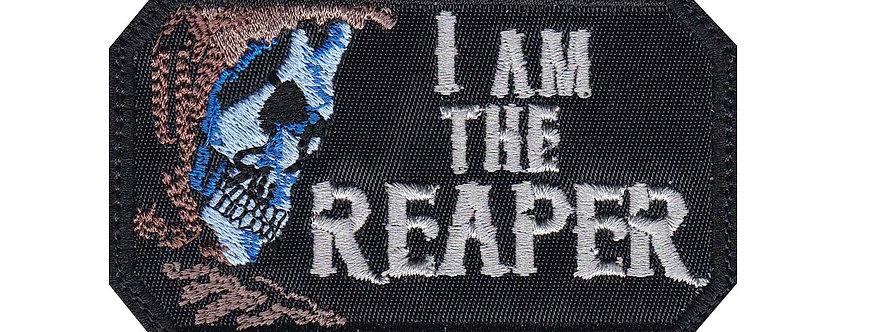 I Am The Reaper - Velcro Back