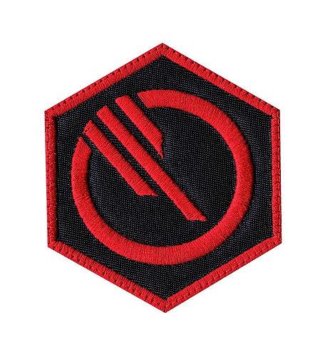 Inferno Squad Trooper Battlefront Star Wars Celebration - Glue Back To Sew On