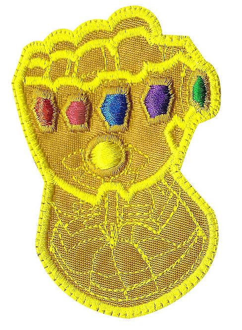 Infinity Gauntlet Stones Thanos Avengers - Glue Back To Sew On