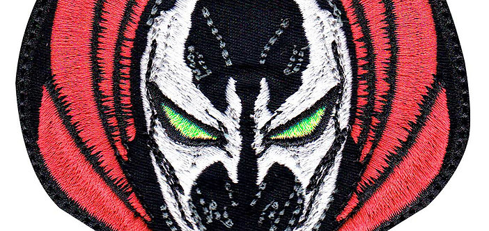 Spawn Hell Demon Head Cape - Velcro Back